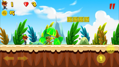 Super Maric Run Screenshot on iOS