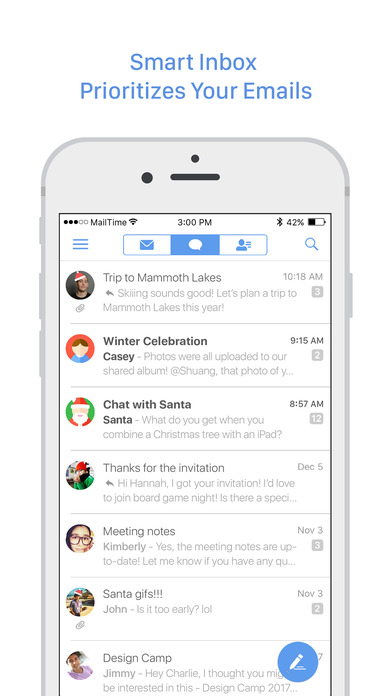 MailTime Pro-Yahoo Mail,Outlook,Gmail Messenger :: iPAHub