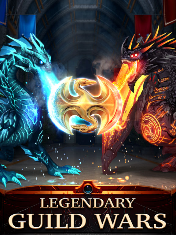 Legendary Game of Heroes # 19 - Guild Wars revisited and ...