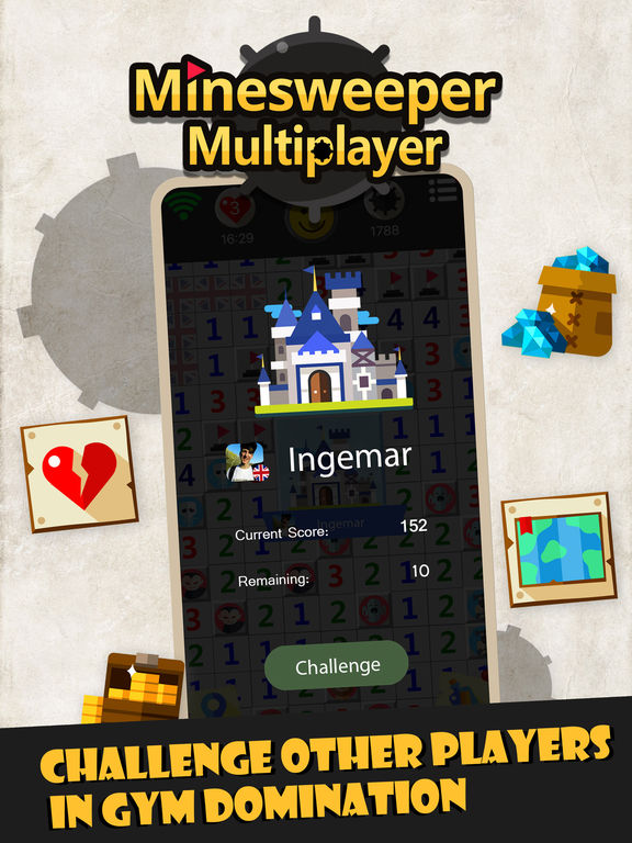 Minesweeper Multiplayer