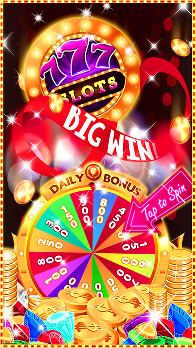Frontman casinos:FREE slots Casino game! Screenshot on iOS