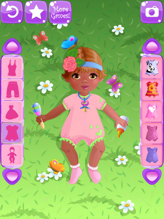 Baby Bedroom Dress Up Games: Games For Girls On The App Store