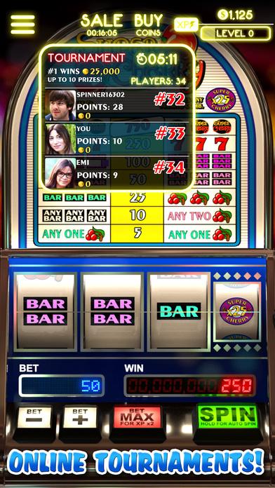 App Shopper 25x Cherry Slot Machine Games