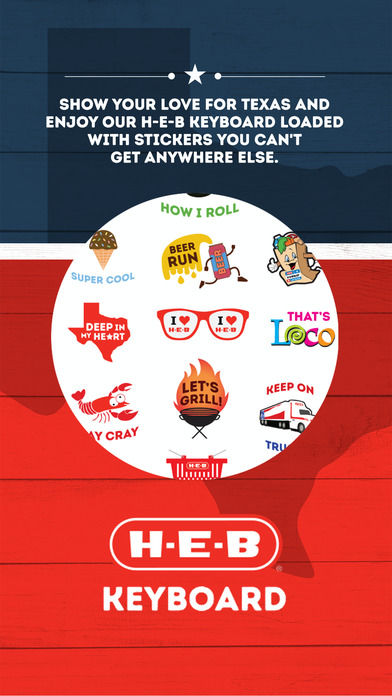 App Shopper: H-E-B Keyboard (Food & Drink)