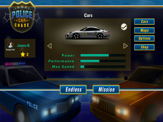 Car Chase Games: App Shopper: Police Car Chase (Games
