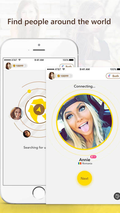 Live Chat - Meet new people & Video Chat,Messenger - AppRecs