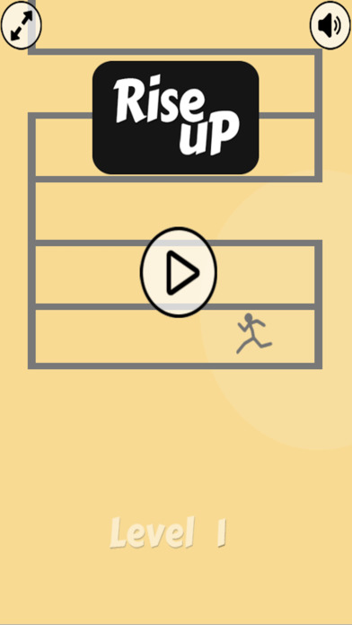 Rise Up Screenshot on iOS