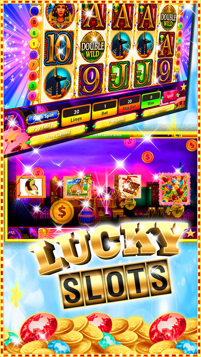 Games angry queen: Free Slots Game! Screenshot on iOS