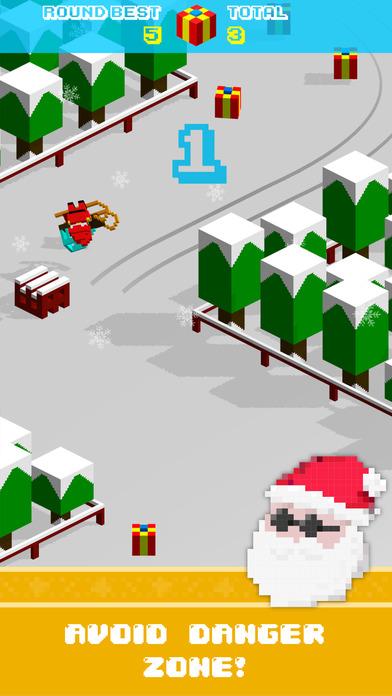 Santa Claus Fun Screenshot on iOS