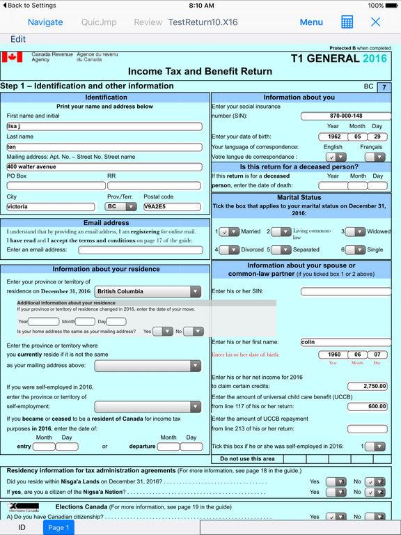 Taxfreeway key generator