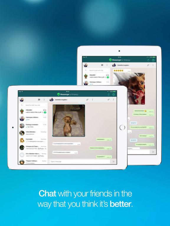whatsapp for ipad