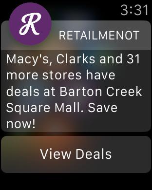 RetailMeNot: Coupons \u0026 Savings   App