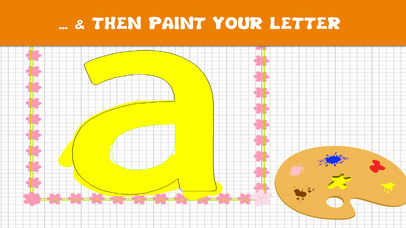 Little Picasso paint game: kids color,paint,learn