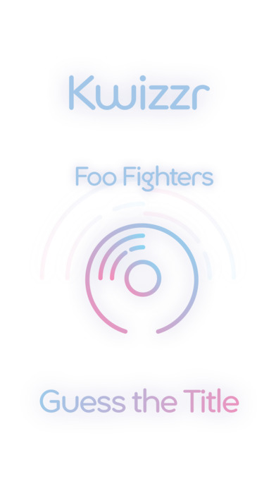 Lyrics Quiz - Guess Title - Foo Fighters Edition Screenshot on iOS
