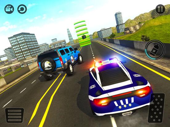 Car Chase Games: App Shopper: Police Car Chase Prado