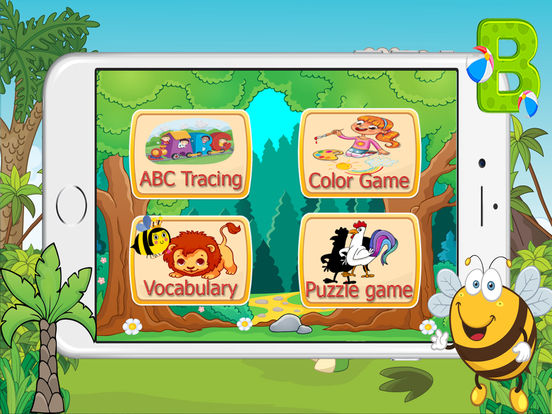 App Shopper: Abc Family & Animal Coloring Pages (Games