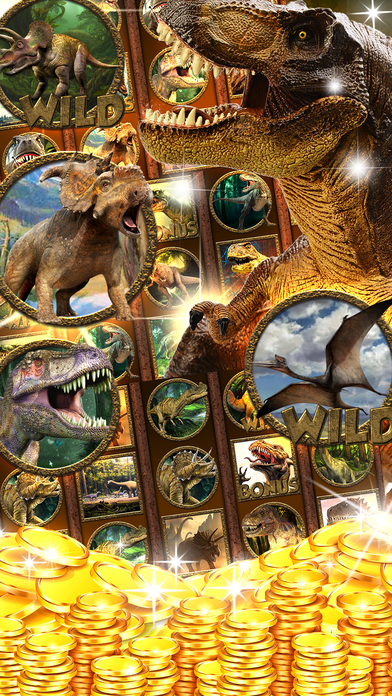 Jurassic slot machine