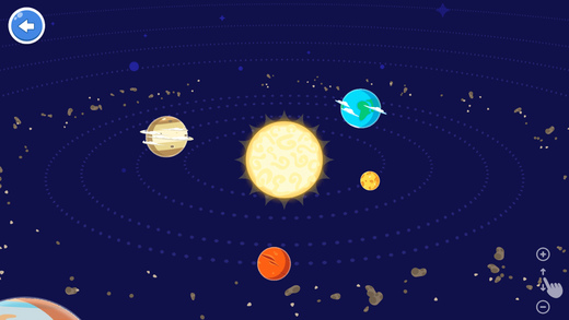 Star Walk Kids - Космос и Астрономия для детей Screenshot