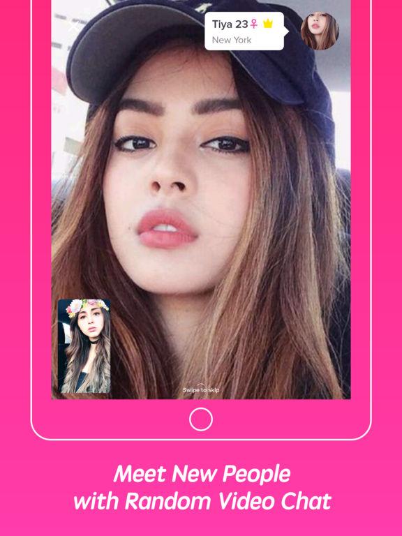 Hily dating app snapchat ad girl