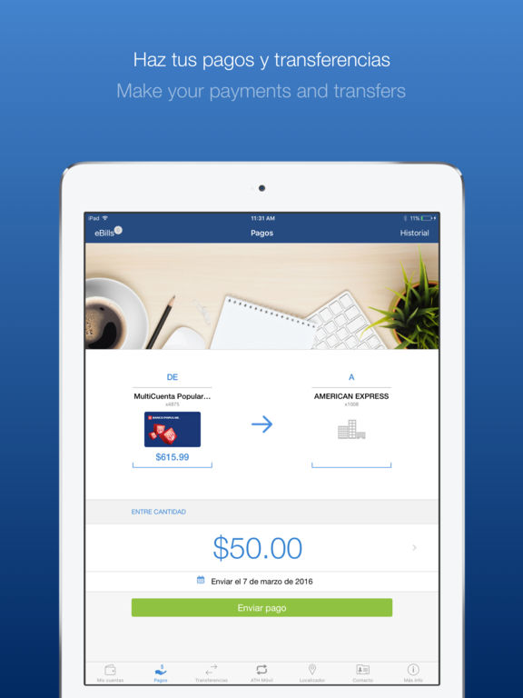 Banco Popular App For Iphone