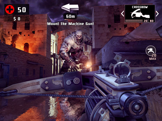 DEAD TRIGGER 2: FIRST PERSON ZOMBIE SHOOTER GAME Screenshot
