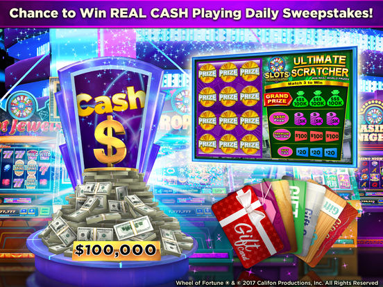 Wheel Of Fortune Slots Ultimate Collection With Vanna
