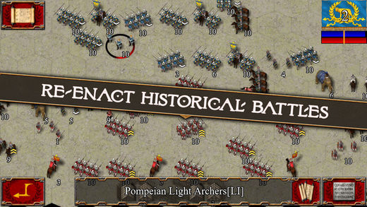 Ancient Battle: Rome Screenshot