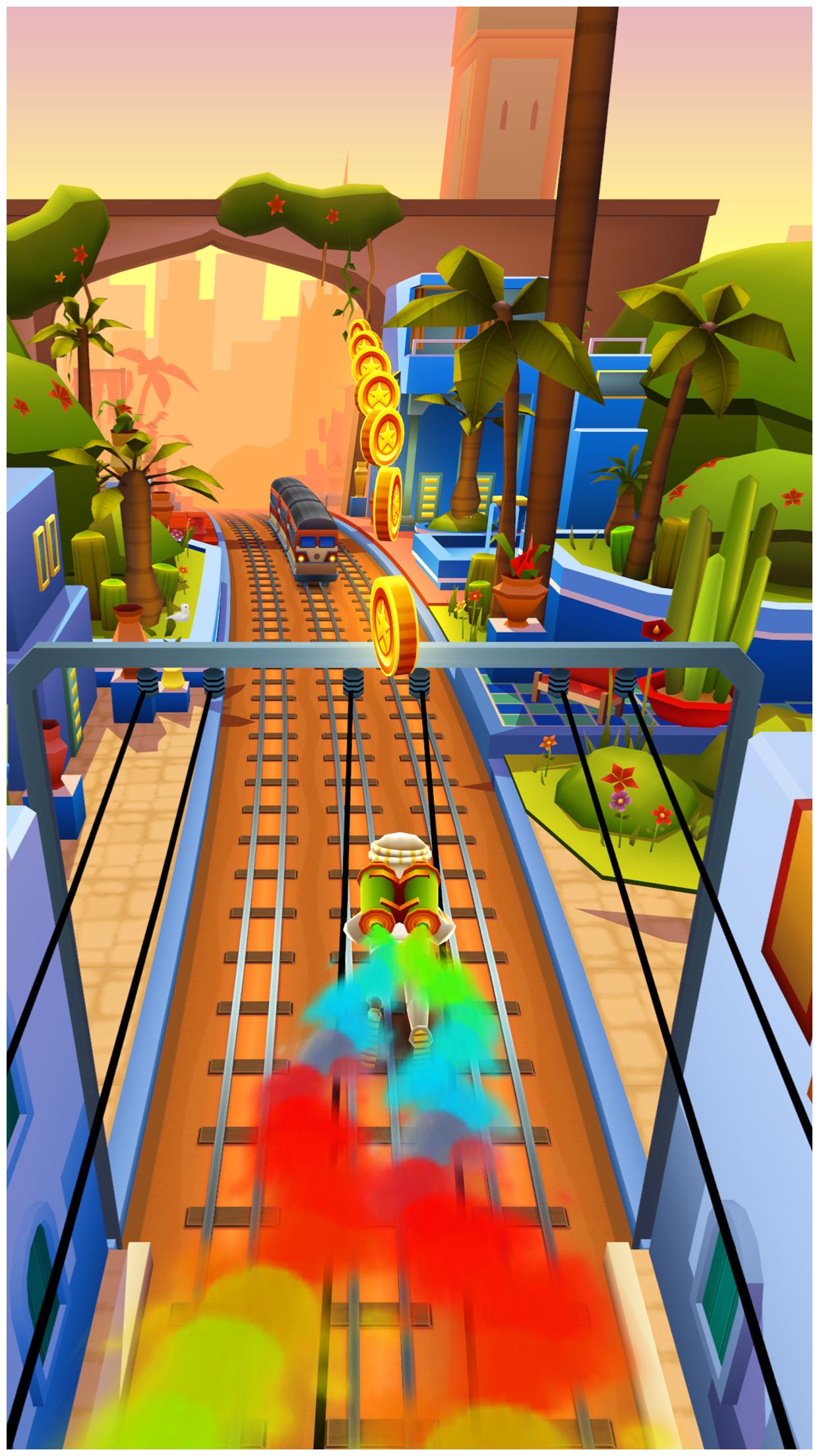 Subway Surfers Screenshot