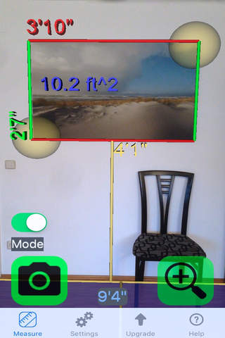 Download Tape Measure Camera Ruler 3D app for iPhone and iPad