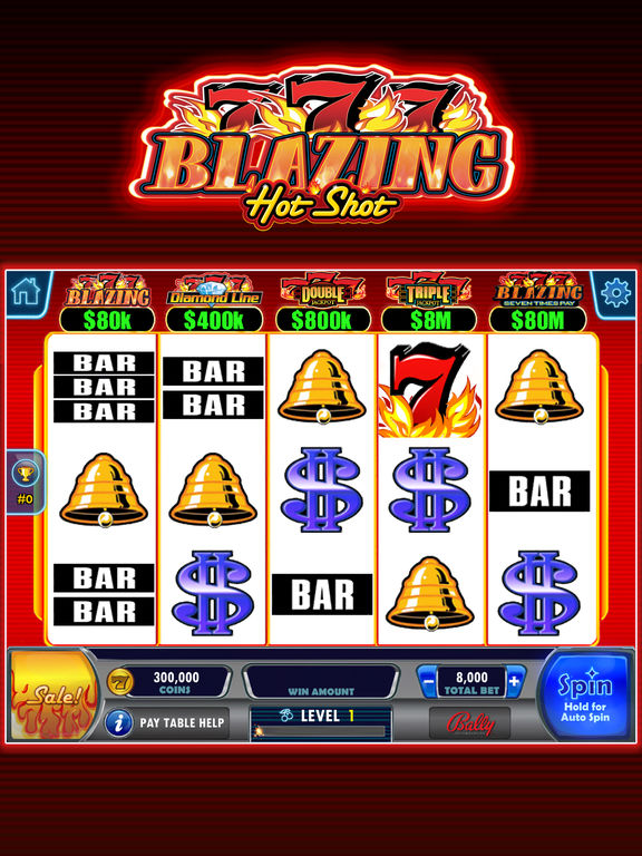 Play Hot Shots Slots Free Online