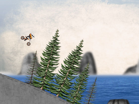 Stickman Downhill Screenshot