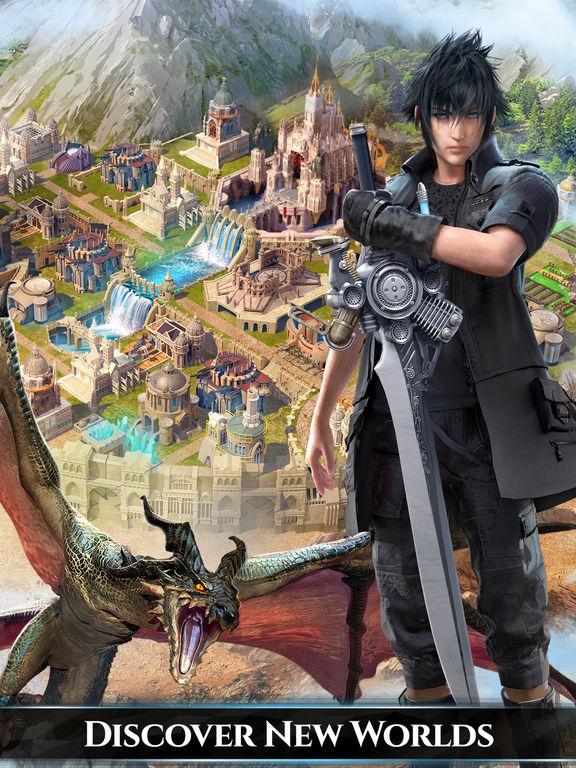 final fantasy xv a new empire 破解