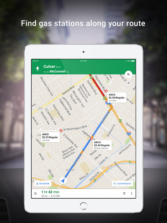 Google Maps - Navigation & Transit :: iPAHub