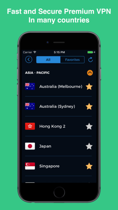 Indonesia vpn connect