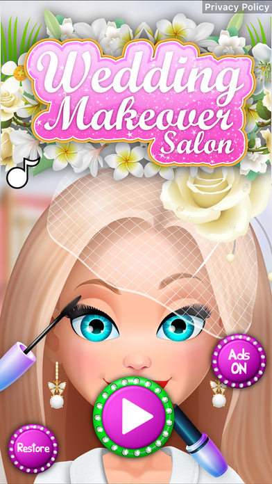 App Shopper Wedding Day Makeover Salon Games