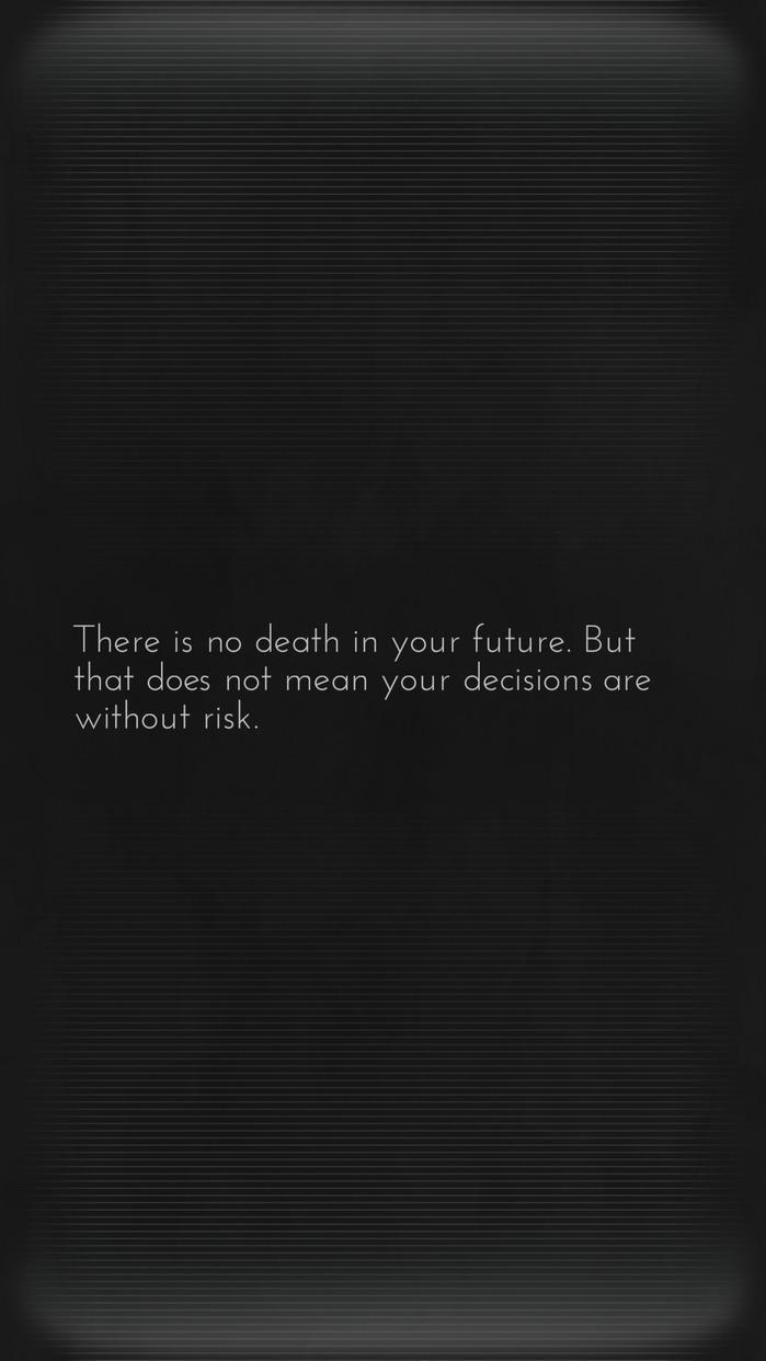 Choices That Matter Screenshot