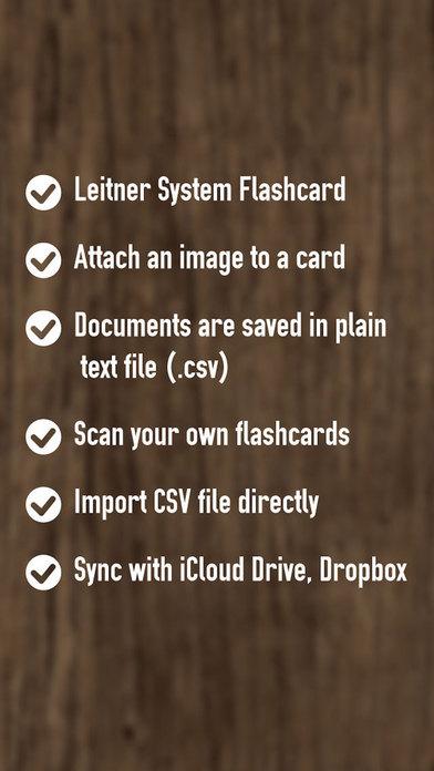 mem SRS Leitner Flashcard System with Ads - AppRecs