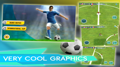 Soccer Cup 2017 Games Ultimate Team Footbal Game App