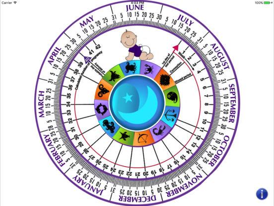 Date wheel app
