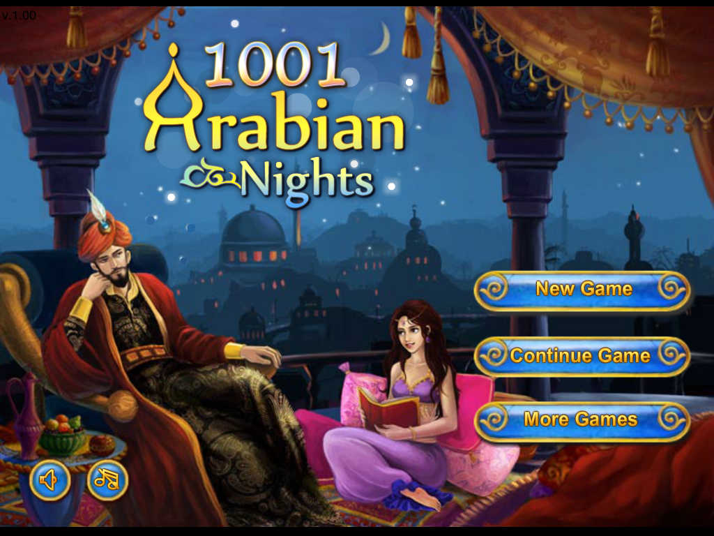 1001 Arabian Nights 9