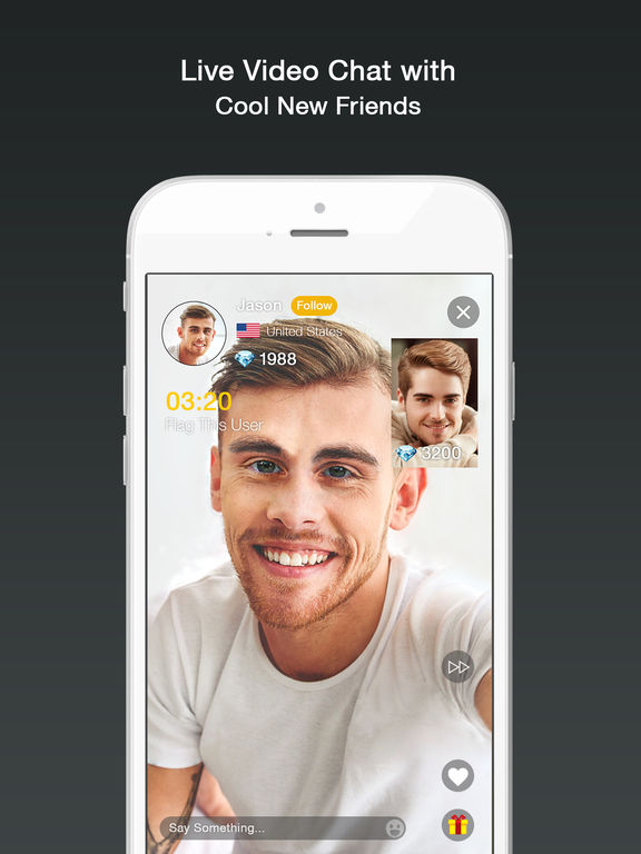 gydoo is the first anonymous gay chat where you can