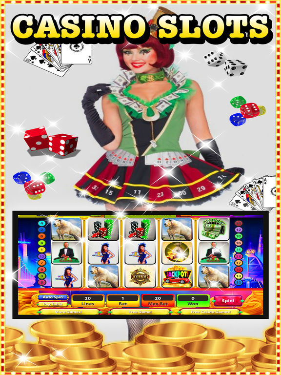 Casino slots for free fun