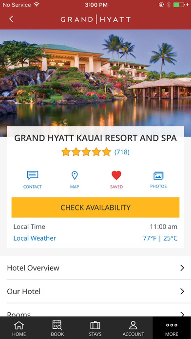 Nov 02,  · The Hyatt app simplifies travel with planning and booking tools on the go: Book with ease • Book rooms at + hotels and resorts • Log in to World of Hyatt for member benefits, discount rates, and to redeem free nights/5().