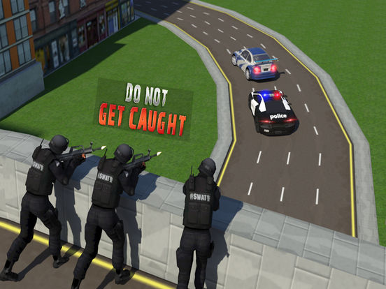 Car Chase Games: App Shopper: Escape Police Car Chase Game: PRO (Games