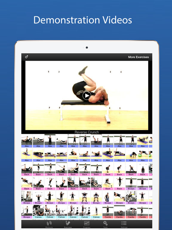 Cardio Trainer App For Iphone