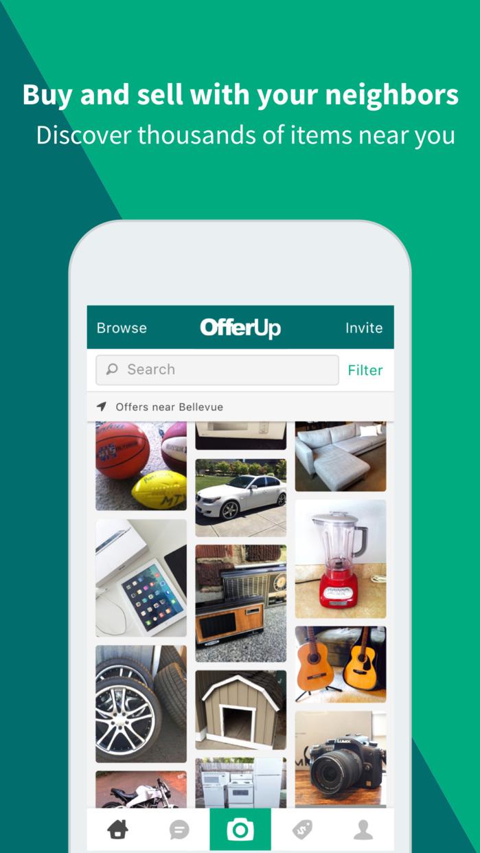 OfferUp - Buy. Sell. Simple. Screenshot