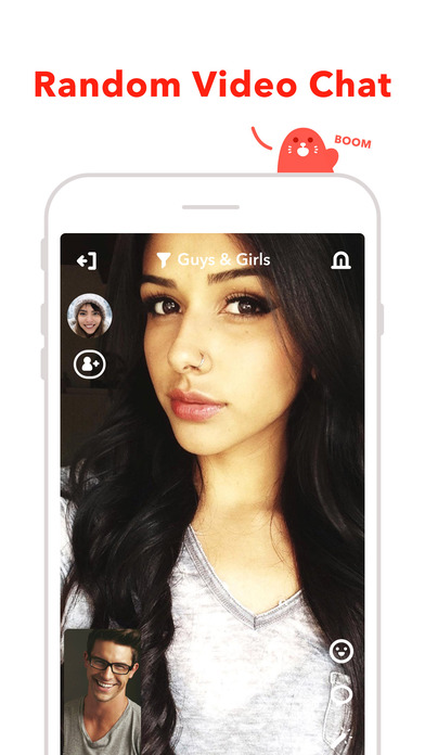 HOLLA - best random video chat App Download - Android APK