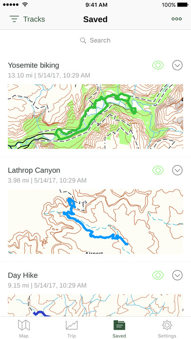 Gaia Topo The Map For Backpackers Gaia Gps - Www imagez co