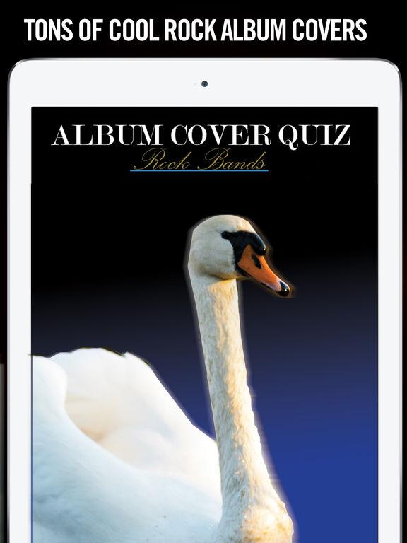 App Shopper Album Cover Quiz Guess The Rock Band Name