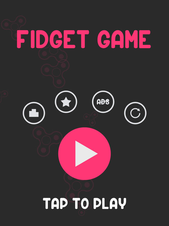 Fidget Spinner - Hand Finger Spin Simulator-ipad-0